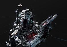 A impressionante arte digital 3D de Adam Spizak - O designer Adam Spizak utiliza softwares 3D para criar personagens conhecidos e alguns animais com roupagem futurista e robótica. Confira sua detalhada arte!