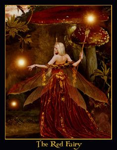 the Red Fairy
