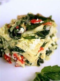 Garden-Lasagna #best recipe to try