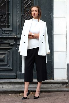 35 Chic Work Outfits To Wear This Fall:Be Daze Live waysify