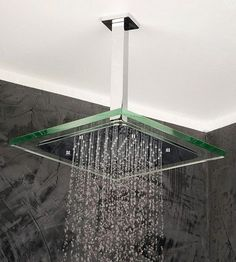 """Invest In A """"Rainfall Shower Head"""" 