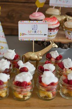 Tribal Princess Birthday Party via Kara's Party Ideas   KarasPartyIdeas.com (32)