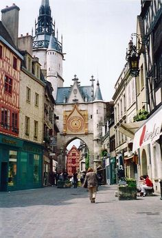 Auxerre, France.