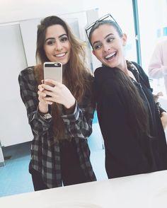 Lauren and lisa Cimorelli #CimFam