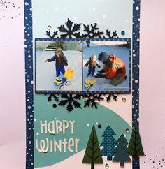 Lynn's Everyday Ideas: Happy Winter