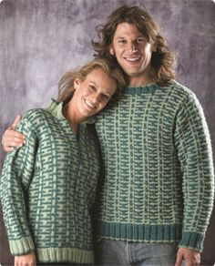 His and Hers Pullovers