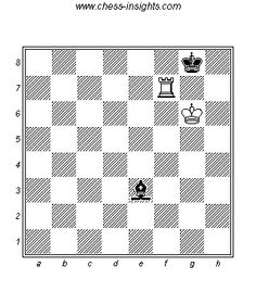 endgame chess rook vs bishop - Google Search
