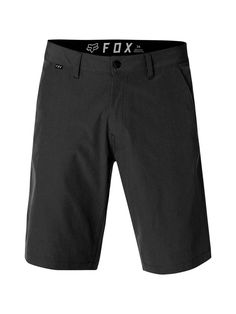 Fox Racing Men's Essex Tech Stretch Shorts Fox Logo, Fox Racing, Freedom Of Movement, Stretch Shorts, All Brands, Welt Pocket, Stretches, Tech, Water Features