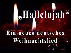 Hallelujah Ein Neues Deutsches Weihnachtslied Neue Deutsche Weihnachtslieder