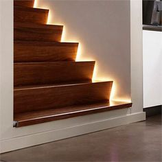 For the stairs