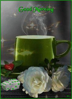 Good Morning World, Good Morning Coffee, Good Morning Gif, Good Morning Quotes, Coffee Time, Cute Good Morning Images, Morning Pictures, Morning Pics, Beautiful Gif