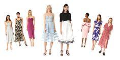 """Midi Dress..**"" by yagna ❤ liked on Polyvore featuring Rossella Jardini, Talulah, MINKPINK, self-portrait, Flynn Skye, Yumi Kim, Somedays Lovin and vintage"