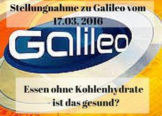 """Wie gesund ist ketogene Ernährung? Stellungnahme zur Sendung """"Galileo"""" vom 17.03. 2016"""