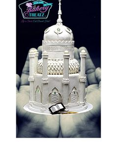 Mosque Wedding Cake