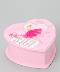 Love this Dance Musical Jewelry Box on #zulily! #zulilyfinds