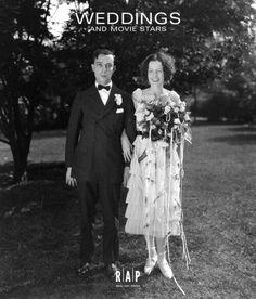 Busters wedding