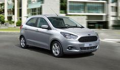 2015 Ford Figo Showcased at Sao Paulo Motor Show - http://www.carbrandsnews.com/2015-ford-figo-showcased-at-sao-paulo-motor-show.html