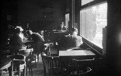 Un bar..anónimo..y sus habitués 1958 Sameer Makarius