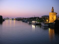 Sevilla, Spain...been there...love it...wanna go back!