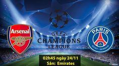 Nhận định Arsenal vs PSG 1
