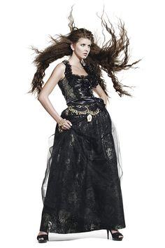 Ophelia Blaimer - Couture - Dirndl - Dans les jardins - Venusfalle