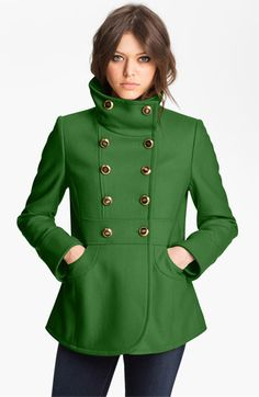 Peacoat Perfection // Kenneth Cole NY #coloroftheyear - pinterest.com/allerius - Women's Fashion