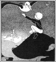 Mopsa the Fairy by Jean Ingelow, Dorothy Lathrop illustrator ~ 1927