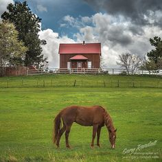 A home in central Oregon near Madras.