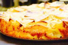 Яблочный пирог: рецепт от шеф-повара Мишеля Ломбарди