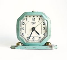 Vintage alarm clock -  ClockworkUniverse, $35.00