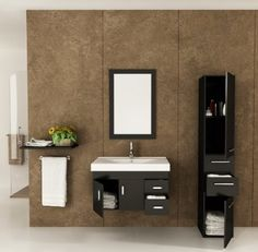 Gallery For Photographers Virtu USA Roselle inch Single Sink Bathroom Vanity Set by VIRTU USA Great deals Bathroom vanities and Products