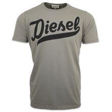 Diesel T-Ataca Tee - Grey
