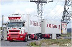 SCANIA: Scania R500 V8 Boonstra