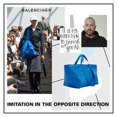"""Balenciaga"" by sandrascloset ❤ liked on Polyvore featuring Balenciaga, men's fashion and menswear"