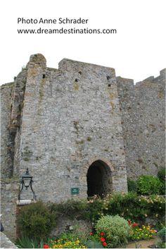 Castle Cornet, Guernsey Island Channel Islands