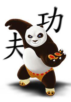 Kung Fu Panda by karuma9.deviantart.com on @deviantART