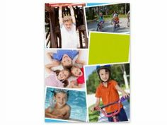 Photo Scatter - Collage Print HP Photo Creations powered by Rocketlife