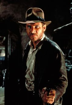 Harrison Ford, Indiana Jones: Raiders of the Lost Ark