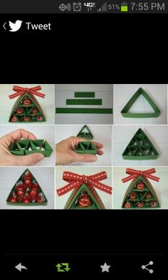 Cute Christmas treat idea