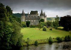 bonitavista: Inverary Castle, Scotland photo via joyce