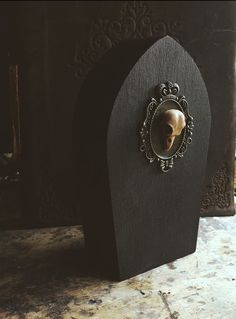 Raven Coffin Halloween Trinket Box by KRUELINTENTIONS on Etsy