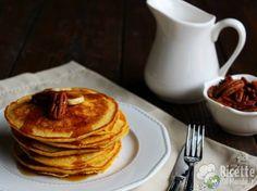 Pancakes alla zucca