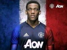 Anthony Martial - France