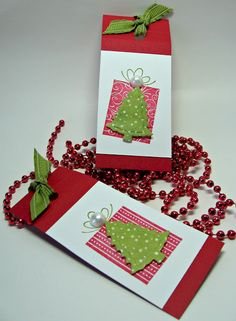 stamping up north with laurie: Christmas ideas