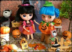 Blythe Trick or Treat 5of7 | Flickr - Photo Sharing!