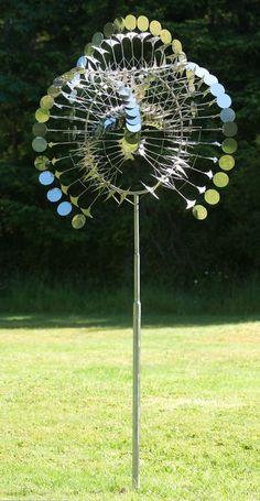 Bob Scythe Kinetic Wind Sculpture By Anthony Howe Sculpturessculpture Artgarden
