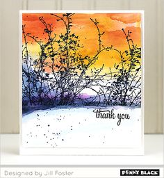 59 ideas painting watercolor background penny black for 2019 Penny Black Cards, Penny Black Stamps, Watercolor Cards, Watercolor Background, Watercolor Painting, Painting Flowers, Watercolor Pencils, Paint Cards, Beautiful Handmade Cards