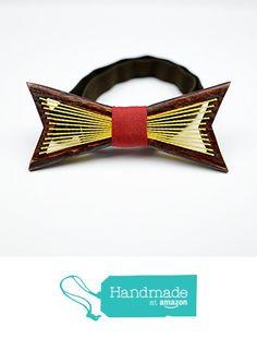 OKTIE | Original | Wooden Bow Tie | Handmade | Bowtie | Wood Accessories | Gift for Men | Ash curved bow tie | Red https://www.amazon.com/dp/B01N34EZMY/ref=hnd_sw_r_pi_dp_In.EybJ5G7JBF #handmadeatamazon