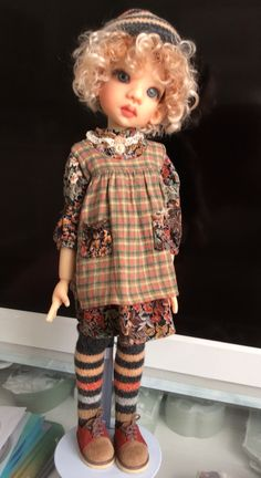 Талисса Kaye Wiggs doll