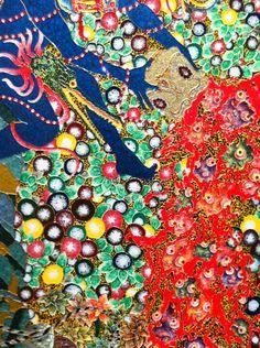 Raqib Shaw @ Manchester art gallery Raqib Shaw, Manchester Art, Marc Chagall, Gcse Art, Contemporary Artists, Bollywood, Sculptures, Art Gallery, Colorful